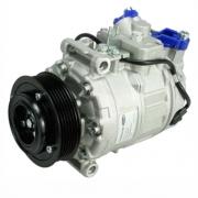 Compresso de ar condicionado 7SE VW Amarok 2.0 16V - 2012-2012 -  MARELLI