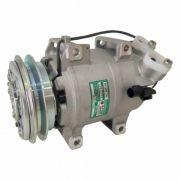 Compressor ar condicionado Zexel L200 - Triton - Pajero Dakar