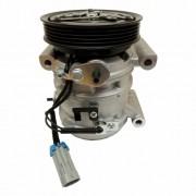 Compressor Calsonic - Palio - Uno Fire - Polia 5PK - Pistões