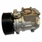 Compressor de ar condicionado 10PA15C - Máquina John Deer -