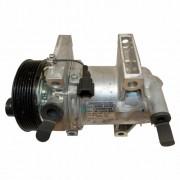 Compressor de ar condicionado Calsonic CR12S - Nissan Frontier - Navara 2013>>