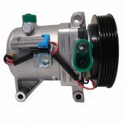 Compressor de ar condicionado Calsonic Fiat Palio - Uno - Siena - Strada - Sanden