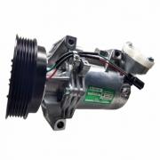 Compressor de ar condicionado Calsonic Logan - Sandero 11>> Importado
