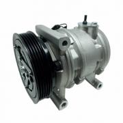 Compressor de ar condicionado Fiat Palio - Uno - Strada Calsonic - 2004>>