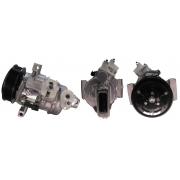 Compressor de ar condicionado Ford KA Motor 1.0 2014 - 2015 ORIGINAL