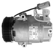 Compressor de ar condicionado GM Celta - Prisma Delphi