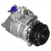 Compressor de ar condicionado GM Zafira 2.0 - ano 2001 em diante - original - Marelli