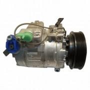 Compressor de ar condicionado Gol G3 - Audi A4 - A6 Denso 7SBU16C