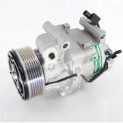 Compressor de ar condicionado Honda Fit 2014 em diante