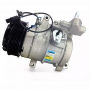 Compressor de ar condicionado Honda New Civic ano 2007 até 2013 Original Delphi