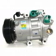 Compressor de ar condicionado Hyundai Azera - 2007 até 2011 - Delphi