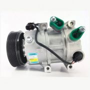 Compressor de ar condicionado Hyundai Sonata - Kia Optma - Novo Sorento Delphi