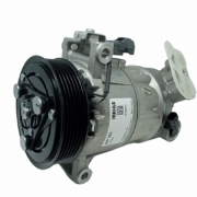 Compressor de ar condicionado Jeep Compass - Fiat Toro ACP 222 Mahle