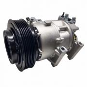 Compressor de ar condicionado Kia Soul Modelo HCC - Motor 1.6 - 2010 / 2011