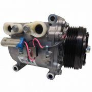 Compressor de ar condicionado MHI MSC60 Scroll Fiat Palio - Siena - 2012>> Original Fiat