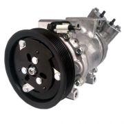 Compressor de ar condicionado Renault Clio - Logan - 00>03 - Importado