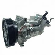 Compressor de ar condicionado Renault  Logan 1.6 - Duster 1.6 Original