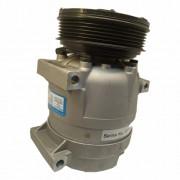 Compressor de ar condicionado Renault Master Polia 6 PK