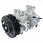 Compressor de ar condicionado Toyota Corolla 2010>>2014 - Delphi