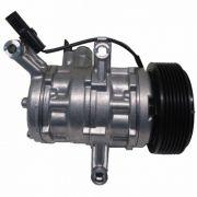 Compressor de ar condicionado Toyota Etios - Ano 2012 até 2017 - Denso
