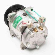 Compressor de ar condicionado Universal 5H14 - 24 Volts. - 8PK - 8 Orelhas - Importado