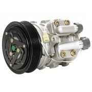 Compressor de ar condicionado Uno  - Gol - Parati - 10P08 - Original Denso