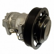 Compressor de ar condicionado Volvo 7CAM15 - 08 >> Motor D12 - D13 - Original Denso