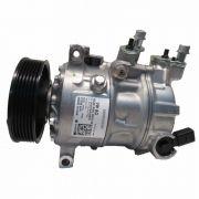 Compressor de ar condicionado VW Jetta - Passat - Tiguan - Audi A4 - Original Sanden
