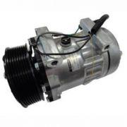 Compressor Universal 7H15 - 4 passantes - 24 Volts - 24 Volts - Denso original