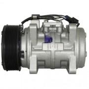 Compressor VW DENSO Modelo 7SBU16C - VW PASSAT/ AUDI A4/A6 4PK - Original DENSO