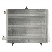 Condensador Ar condicionado Citroen C3 - Peugeot 208 - Mahle - Original
