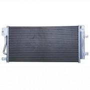 Condensador de ar condicionado Corsa Classic 2011 em diante - Original Denso