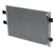 Condensador de ar condicionado escavadeira Caterpillar - Komatsu Importado
