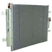 Condensador de ar condicionado Fiat Palio - Siena - Strada 1.8 - Denso Original