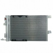 Condensador de ar condicionado GM Astra 99/08 - Zafira - Vectra 06/08 - Sem Filtro