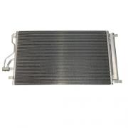 Condensador de ar condicionado Kia  Sportage - /Hyundai IX35 - 11>> com refil