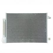 Condensador de ar condicionado Nissan March / Versa  2015 >> com refil