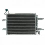 Condensador de ar condicionado VW Gol - G5 - G6 - Polo - Fox - Voyage 08>>