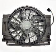 Eletro ventilador condensador BMW X5 - 2000>>