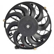 Eletro ventilador condensador GM Corsa - S10 - Blazer - Astra