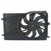 Eletro ventilador - Ventoinha GM Astra - Vectra 2009 >> Com ar