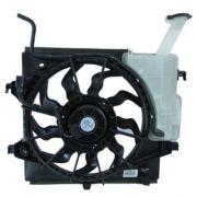 Eletro ventilador - Ventoinha Kia Picanto 2011 em diante com ar