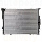 Radiador de água BMW X4 -Z4- 116/118/130/135 ano 04 até 2013
