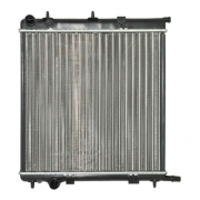 Radiador de água Citroen C3 03 até 10 c/s ar cond. Aut. e Mec. MAHLE
