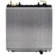 Radiador de água GUA Hyundai Terracan  2.5 8V - 03>>