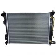 Radiador de água HB20 / Veloster 2011>> cambio automatico e mecanico