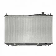 Radiador de água Honda Civic 1.7 01/05 AUT/MEC C/AR