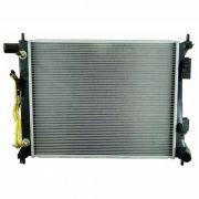 Radiador de água Hyundai HB20 - Veloster C/S Ar. Automático original Valeo