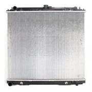 Radiador de água Nissan Frontier 2.5 08/13 - Aut.