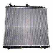Radiador de água Nissan Frontier Sell - 2.5 - Automático - 2008 ATÉ 2013